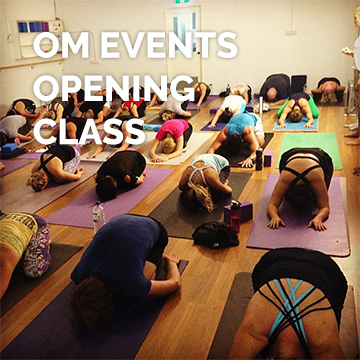 OM EVENTS - Opening Day